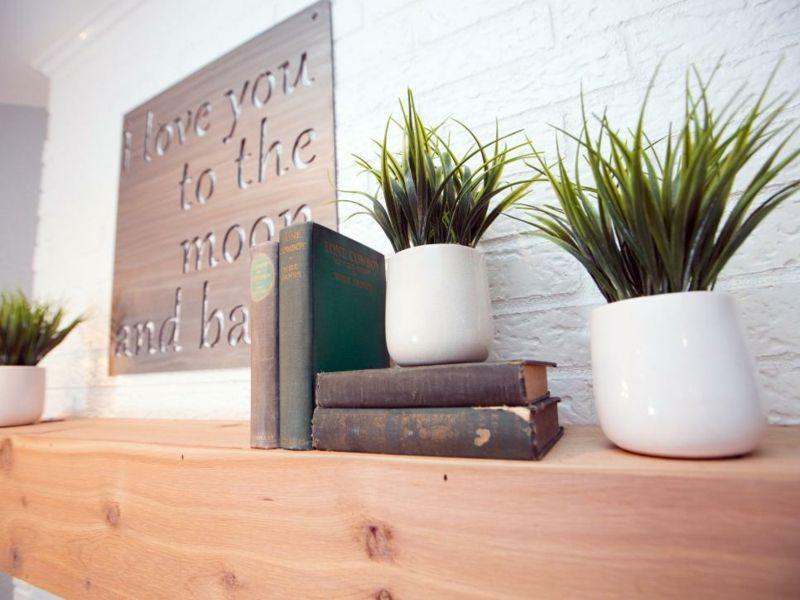 45 Kamin Deko Ideen So können Sie den Kaminsims kreativ dekorieren - wohnzimmer ideen kamin