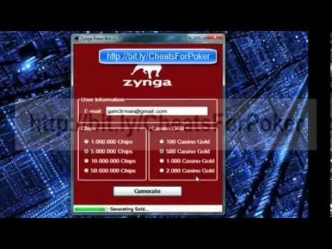facebook zynga poker chips hack v2.0 pro working free