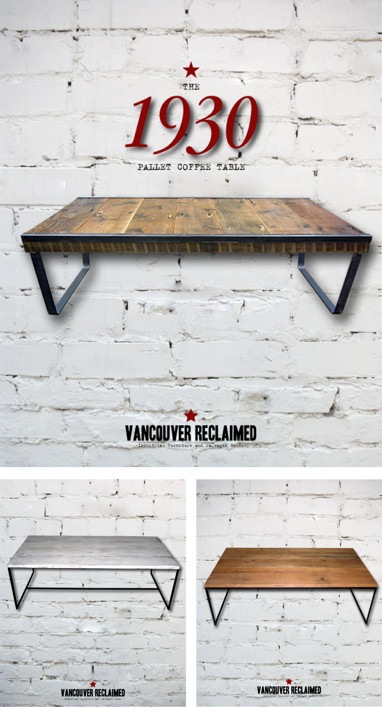 reclaimed furniture vancouver. Vancouver Reclaimed | Coffee Table Furniture
