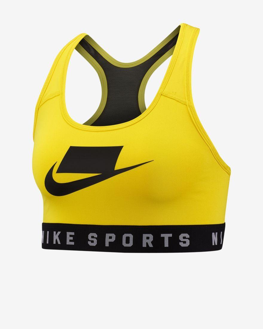 Nike Swoosh Women's Medium Support Sports Bra Sports bra