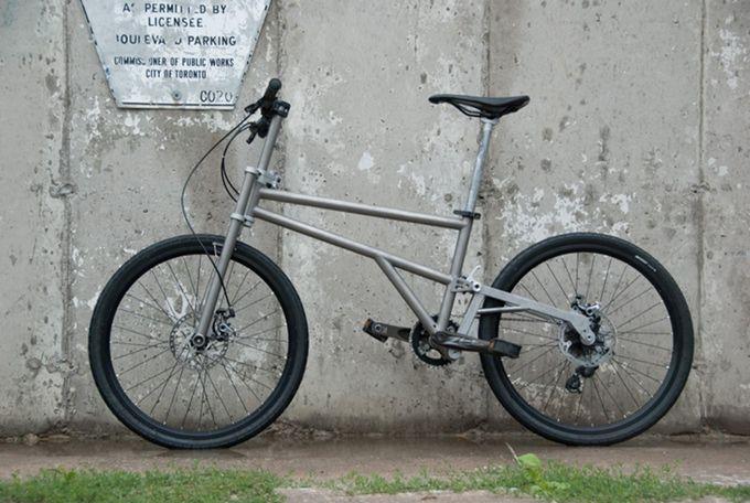 Helix™ - The World's Best Folding Bike by Peter Boutakis