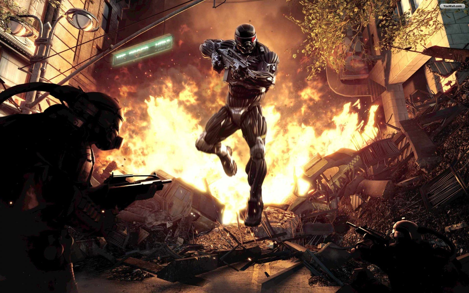 action | YouWall - Crysis Action Wallpaper - wallpaper,wallpapers,free ...