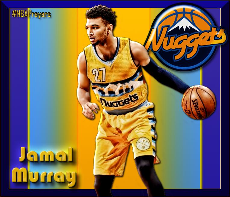 NBA Player Edit - Jamal Murray
