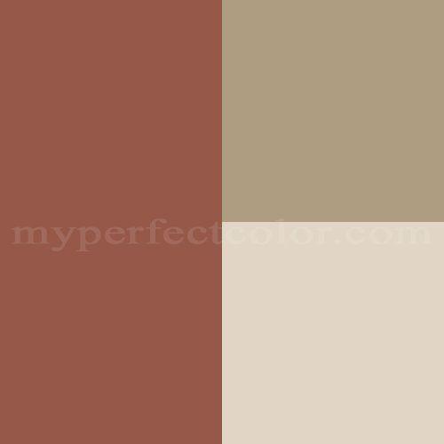 Benjamin Moore Interior Color Scheme Created By Vivian Tuscan Colors Exterior Paint Schemes