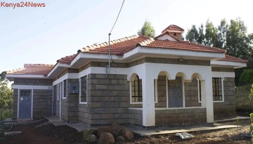 House Prices Slow Down After January Spike House Designs In Kenya Small House Design House Plans With Photos