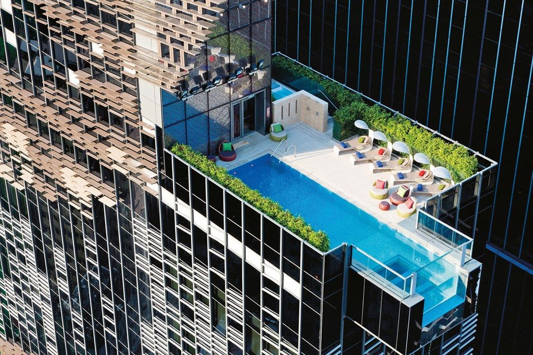 HOTEL INDIGO WAN CHAI, HONG KONG