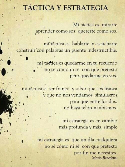 Mario Benedetti Frases Pinterest Love Quotes Poems Y Quotes