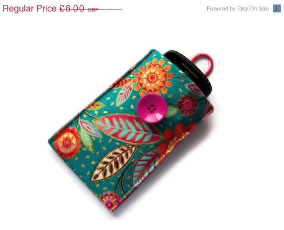 SALE Cell/Mobile Phone Case  Protective Cover by moodycowdesigns, £3.60