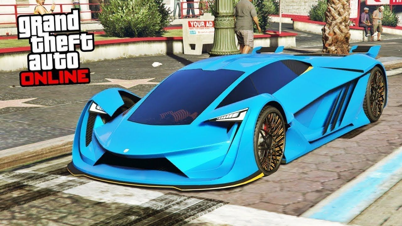 GTA 5 New DLC Update! The Pegassi Tezeract | Grand Theft