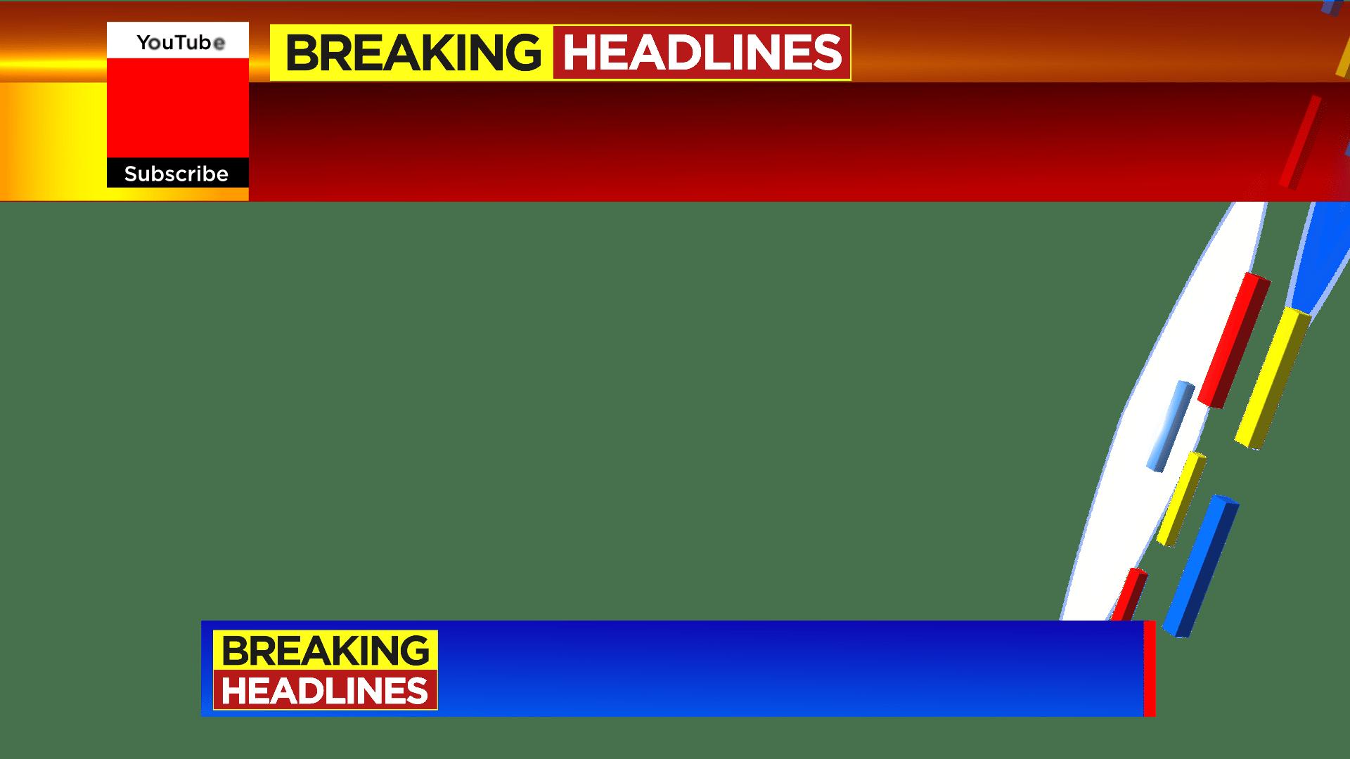Download Free Breaking News And Breaking Headlines Png Psd Files Berita Tv Berita Desain