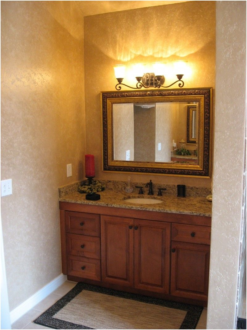 menards framed bathroom mirrors home from Bathroom Mirrors At ...