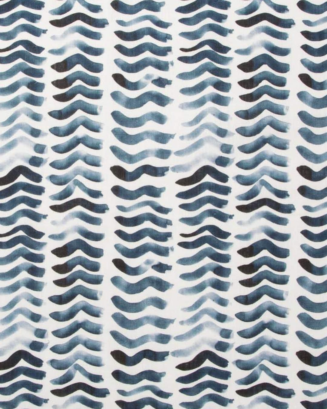 Ripple In Navy Calm Movements And Repetitive Strokes Created This