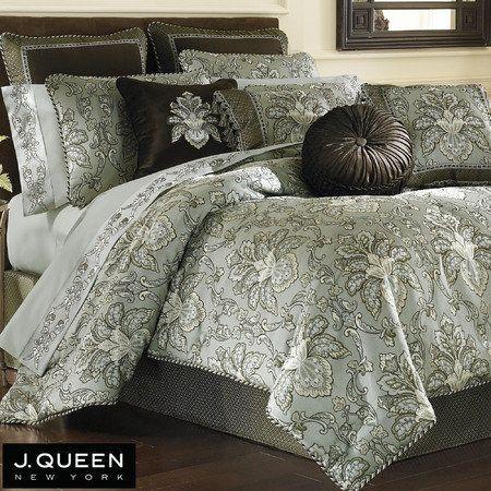 Tabriz Comforter Set Platinum Gray Maybe Bedrooms