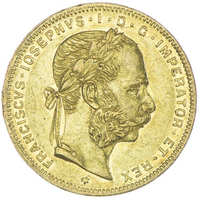 8 Gulden 1876