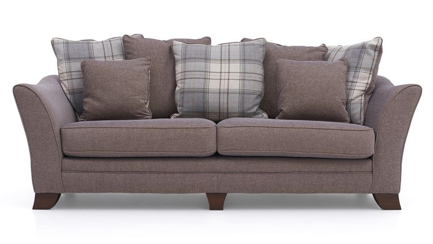 Fontwell 4 Seater Pillow Back Sofa Cushions On Sofa Sterling Furniture Sofa Back Cushions
