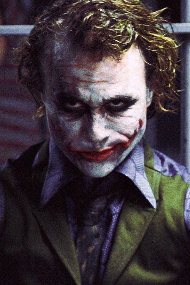 The JokeUnnraveling R Heath Ledger Wallpapers Group 640x960 Joker HD 43