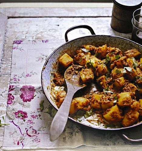 Indian summer best ever bombay potatoes food recipes and dishes indian summer best ever bombay potatoes potato recipeseasy recipesdinner forumfinder Image collections