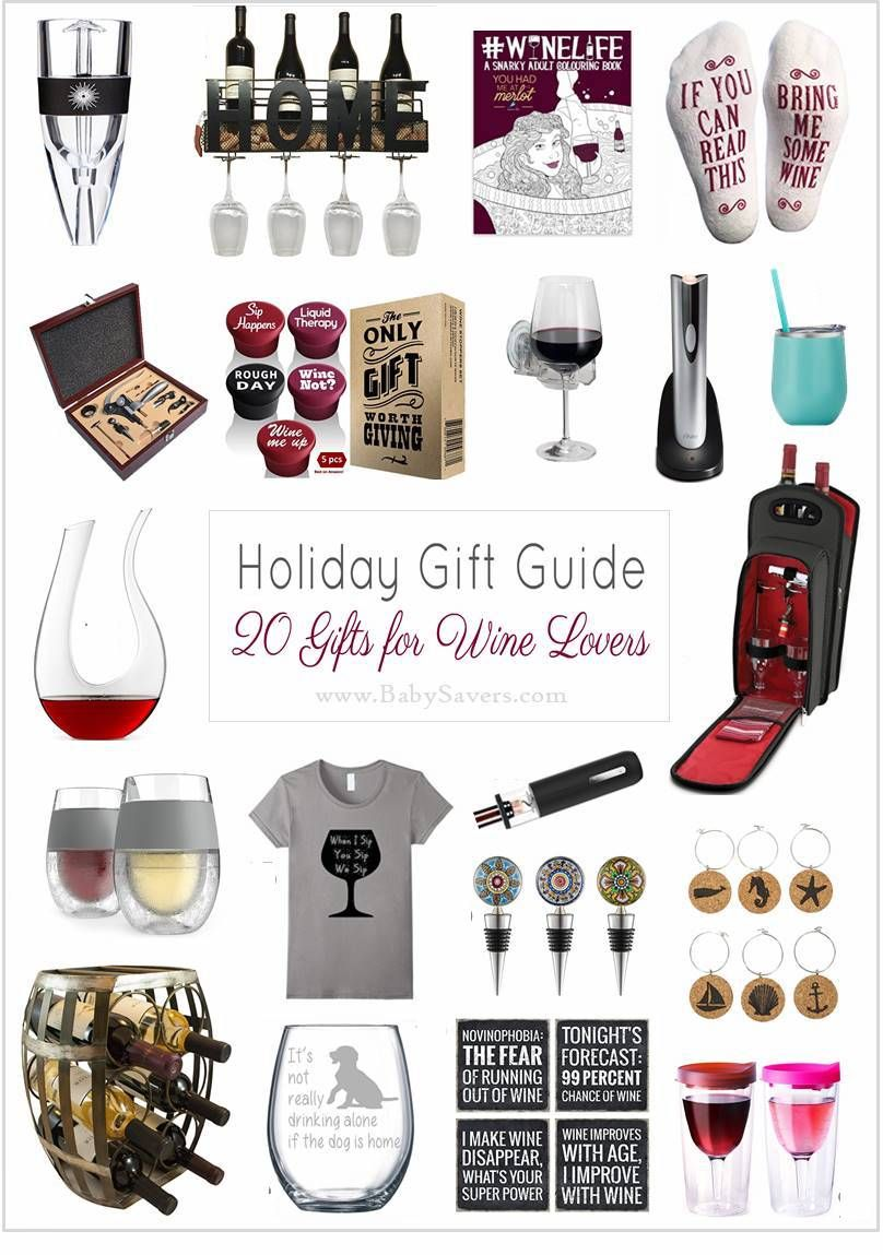 Wine Gifts - Beyond Gift Baskets: Creative Gifts For Wine Lovers ...