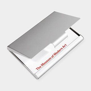 Muji Aluminum Business Card Case Business Card Case Muji Tool Organization