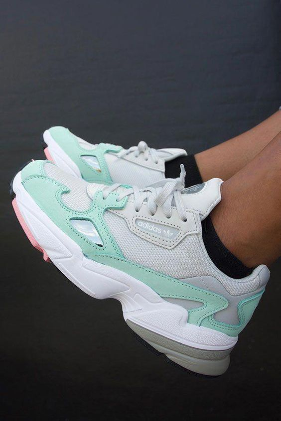Adidas Falcon x Kylie Jenner | Trending womens shoes