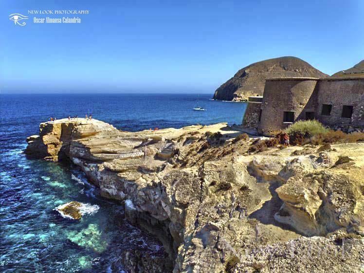 Playa El Playazo En Rodalquilar Almería Lugares Para Visitar Almería Playa