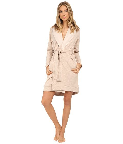 UGG Blanche Robe Oatmeal Heather - Zappos.com Free Shipping BOTH Ways