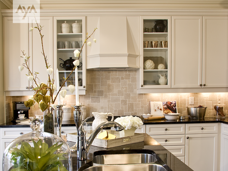 AyA Kitchens | Canadian Kitchen and Bath Cabinetry ...