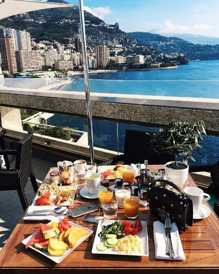 Breakfast In Monaco Monaco Montecarlo Breakfast Around The World Best Places To Eat Recipe Of The Day