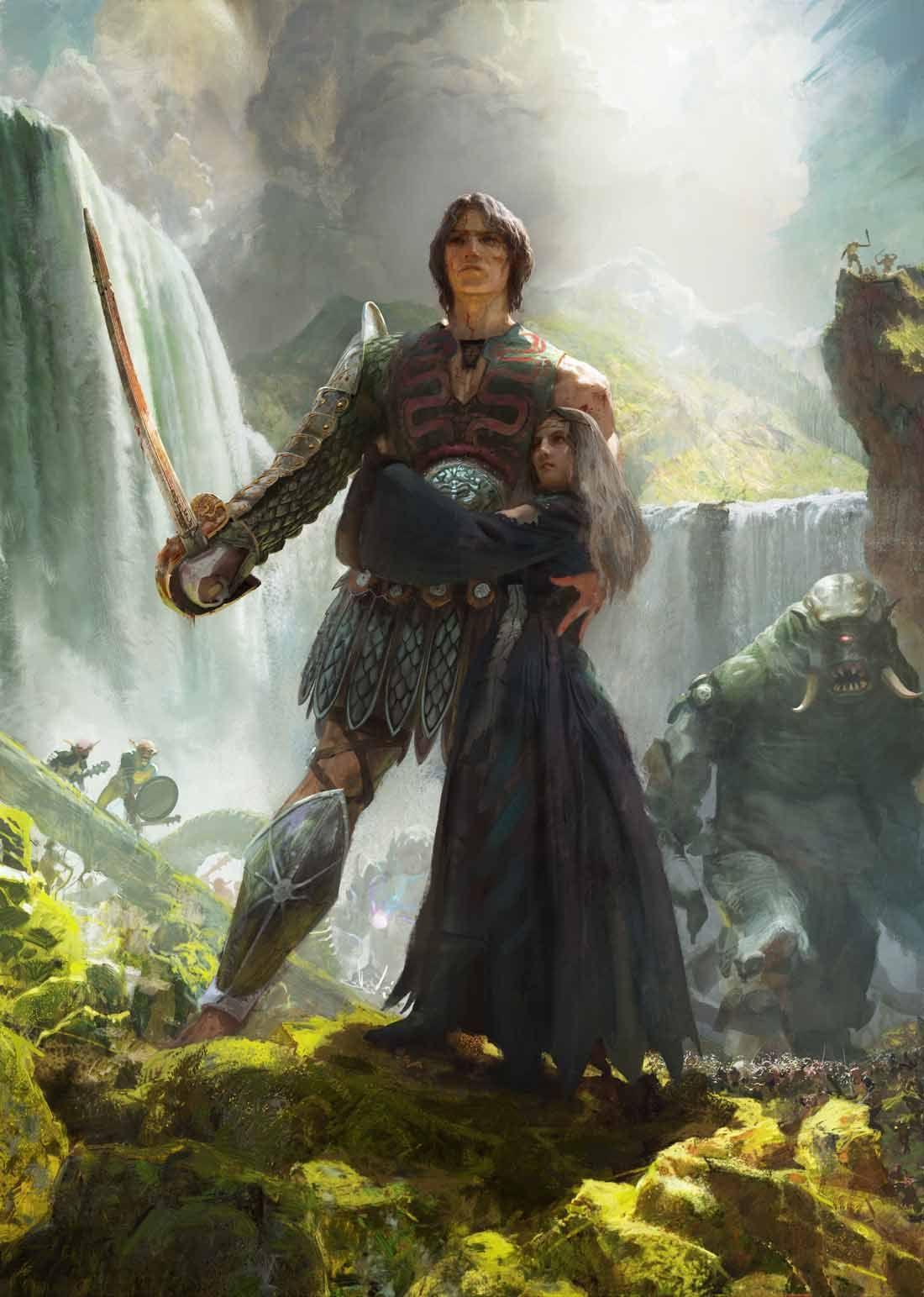 Dragons Dogma Dark Arisen Concept Art Video Games Dragons