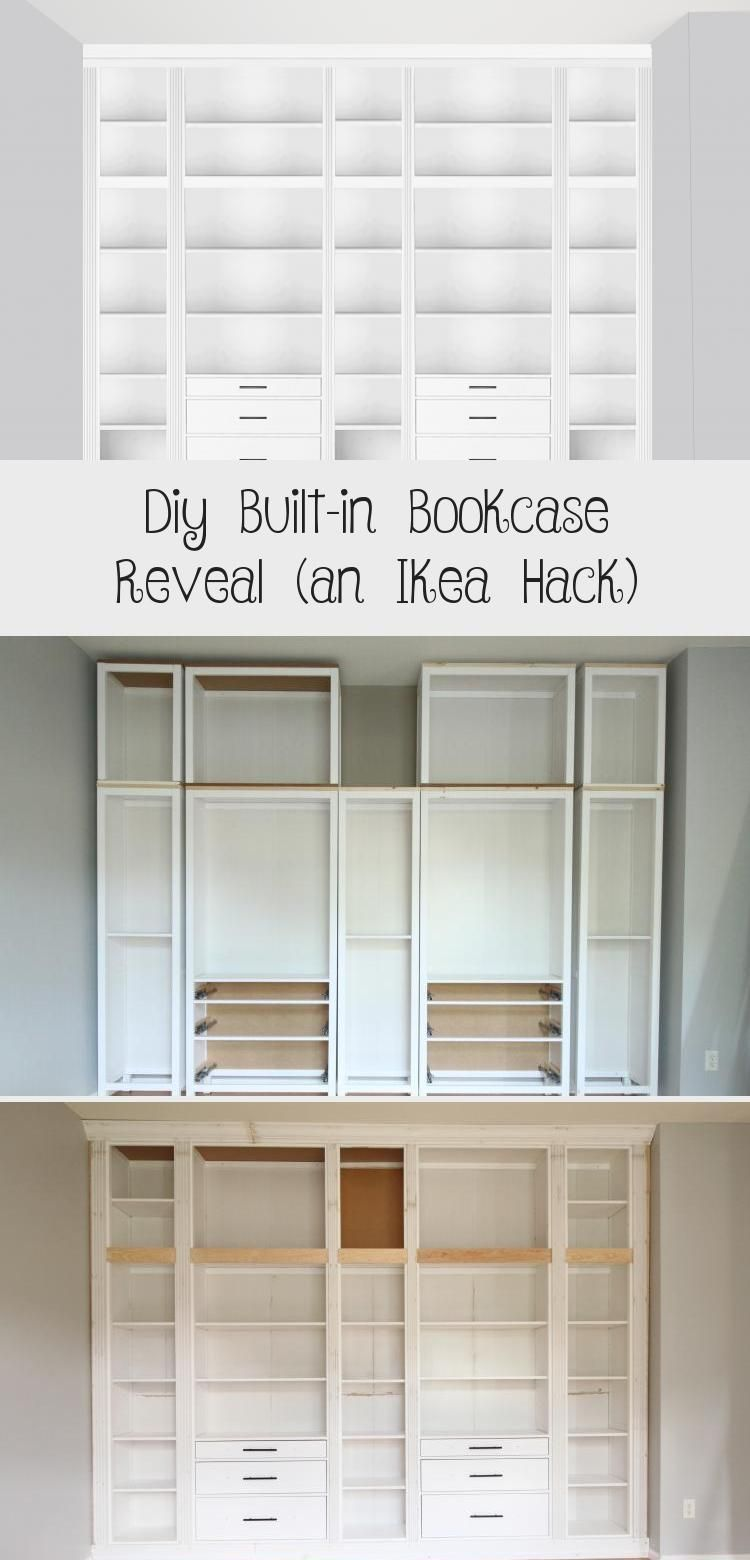 DiY: Bücherregal, ein IKEA Hack (Gewürzregal) | Bookshelves