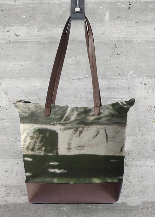 VIDA Statement Bag - Egret by VIDA L4W5L