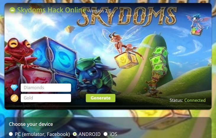 Skydoms diamonds hack mod apk and tricks (With images
