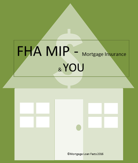 Fha Mortgage Insurance Premiums Fha Mip Mortgage Upfront Mip