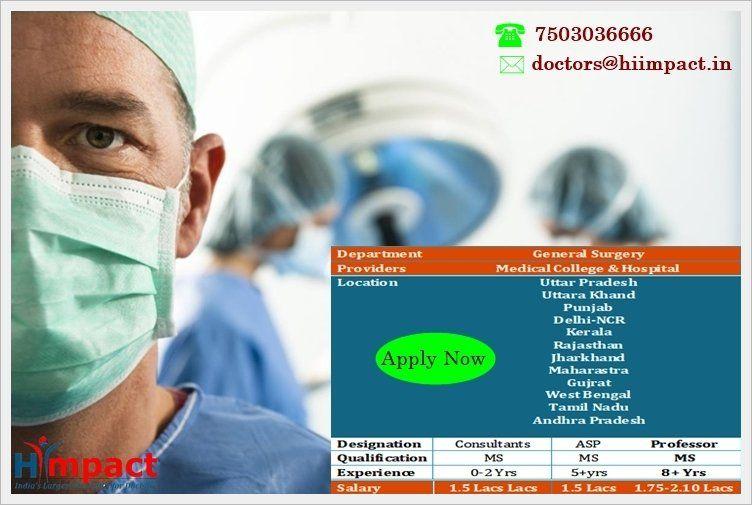 Hi Impact India's No.1 Doctors'Recruitment Company