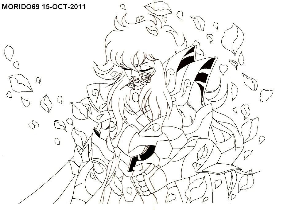 Cavaleiros Do Zodiaco Para Colorir Desenhos E Ilustracoes