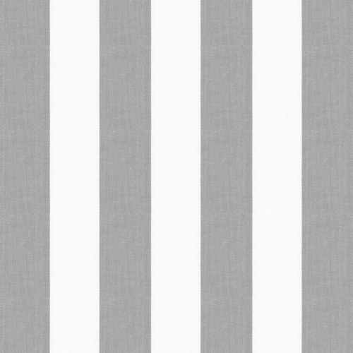 White And Gray Stripe Fabric By The Yard Grey And White Striped