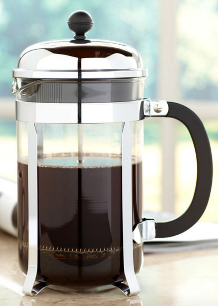 Chambord Coffee Press by Bodum®, 12-cup