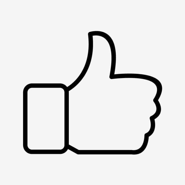 Vector Like Icon Thumb Clipart Like Icons Hand Png And Vector With Transparent Background For Free Download Thumbs Up Icon Hands Icon Like Icon