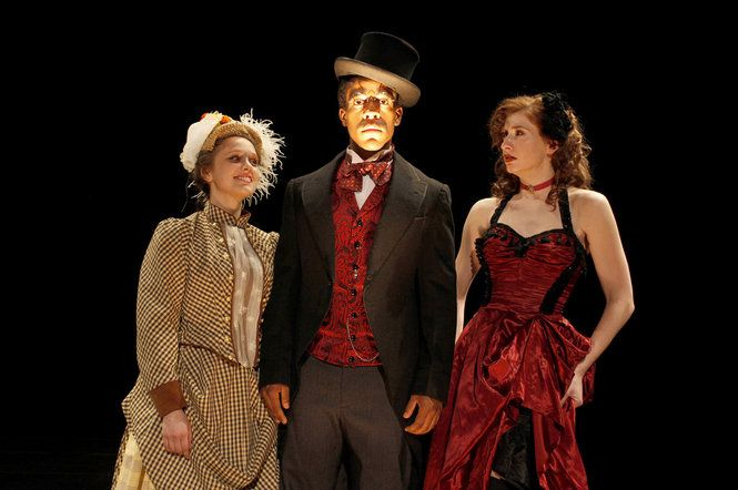 Unique Musical At The Civic Jekyll And Hyde Bolstered By Talented Cast Hyde Jekyll Musicals