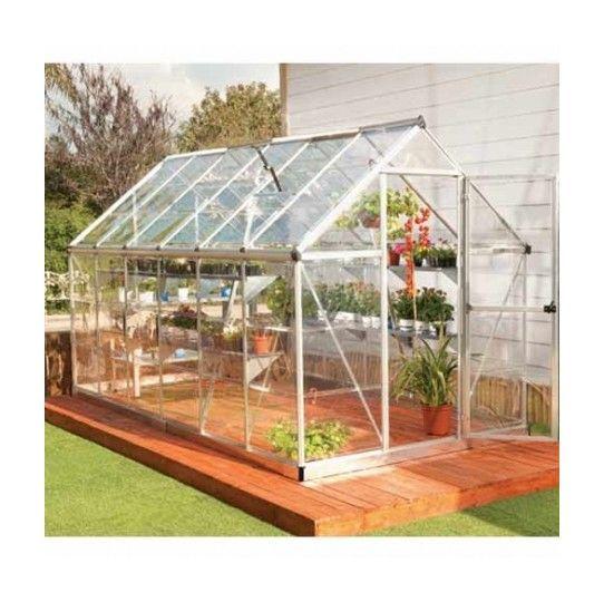 Serre De Jardin In 2020 Greenhouse Garden