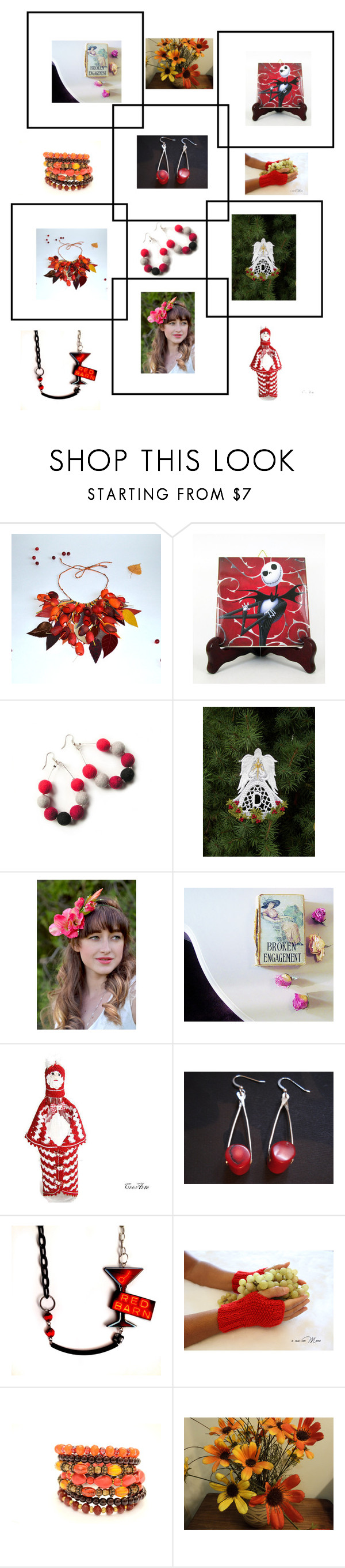 """""""Pretty Gifts"""" by anna-recycle ❤ liked on Polyvore featuring Tecnica"""