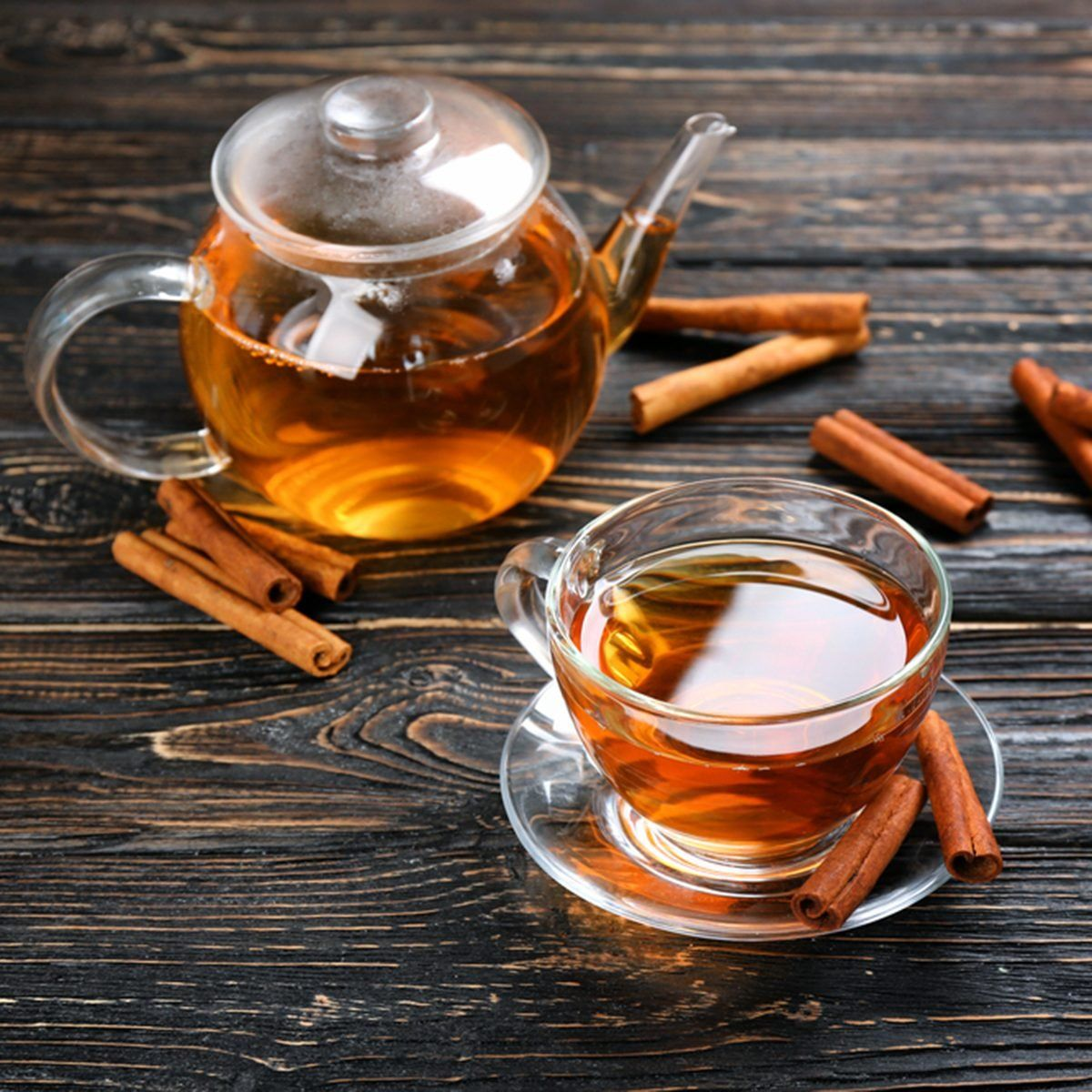 Photo of 8 Good-for-You Reasons to Drink Cinnamon Tea (Plus: How to Make Your Own)