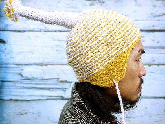 Lustige häkeln Hut. Partei-Hut. Boho Mütze. von BohemianMorocco ...