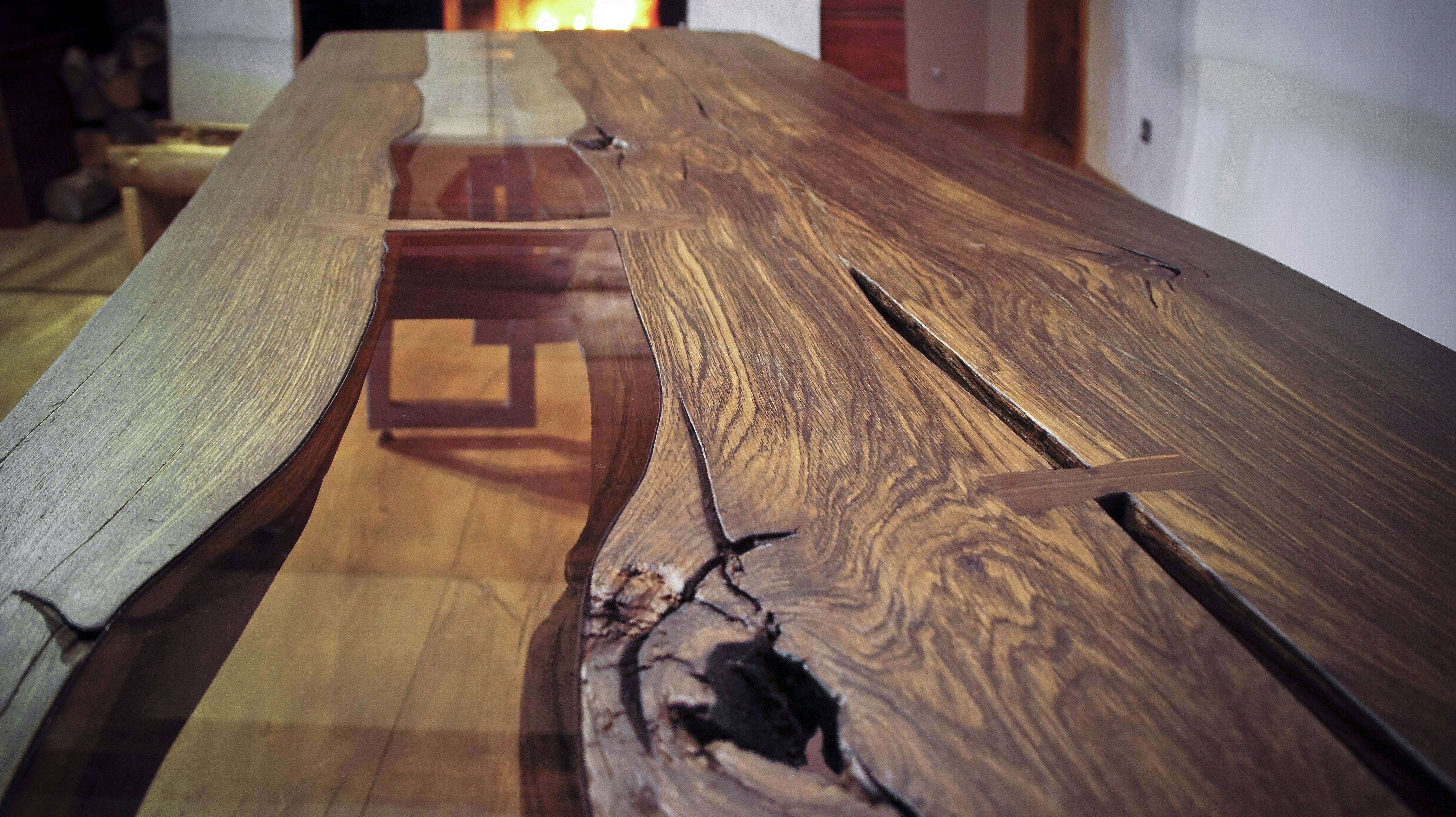 bog oak oak tables wooden tables real wood the only one in the