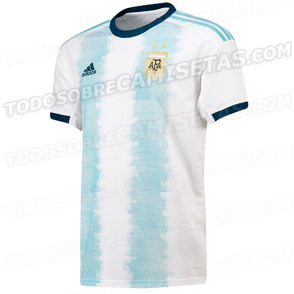 de344ffd48aa Camiseta Argentina Copa América 2019 - Todo Sobre Camisetas