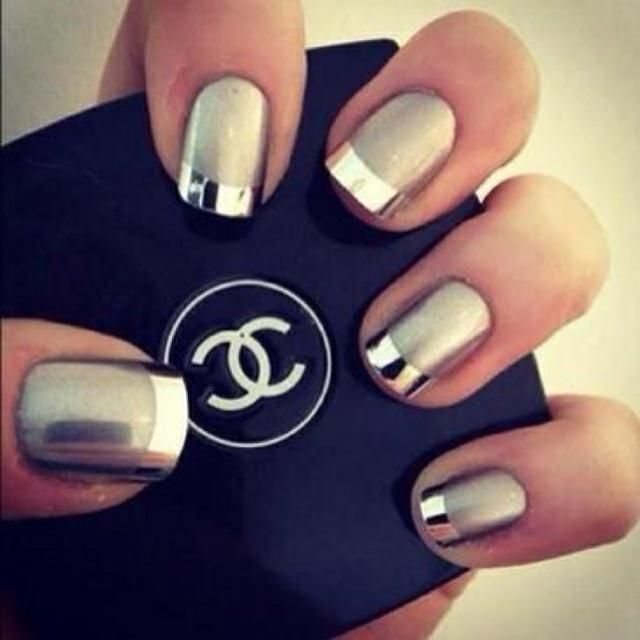 ALTERNATIVE FRENCH MANICURES nail trends 2013 - Gallery - Photo ...