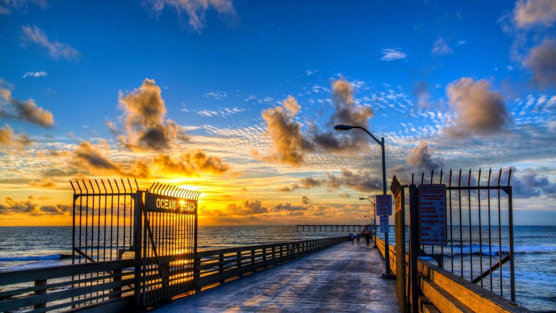 San Diego Beach Hd Wallpaper 4tr 1920x1080 Px 411 76 Kb Beach 1080p