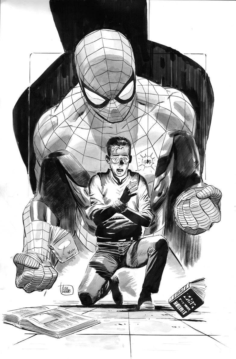 Spider-Man Character Study ― The Ultimate Essay 96a2d3992a9a7d16ae8b59b0d2d2e8c9