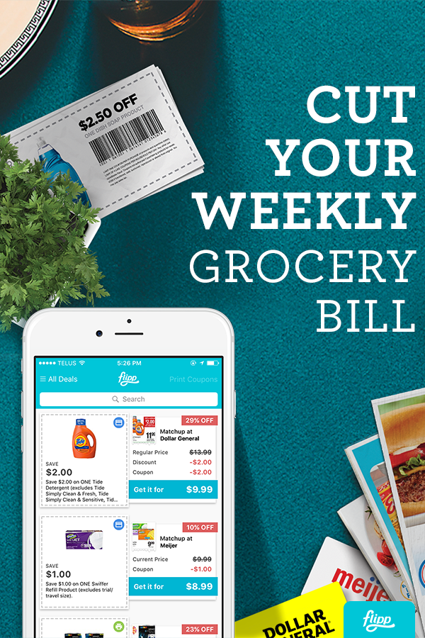 Flipp will help you cut down your weekly grocery bill. View weekly ...