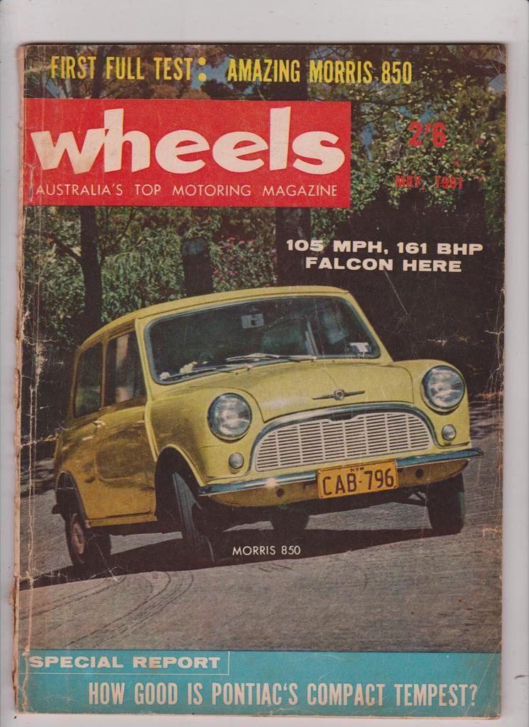 Boyfriend gift idea may 1961 vintage australian wheels